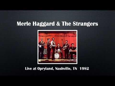 【CGUBA362】 Merle Haggard & The Strangers 1982