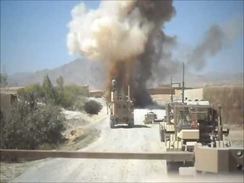Ghazni /Kandahar, Afghanistan Route Clearance 2010-2011