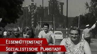Eisenhüttenstadt - Neue Stadt an der Oder