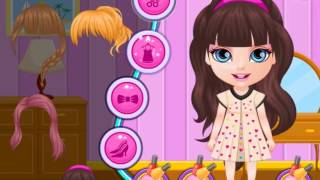 Замечательный маникюр для девочки Барби! ОНЛАЙН-Игра ДЛЯ ДЕВОЧЕК