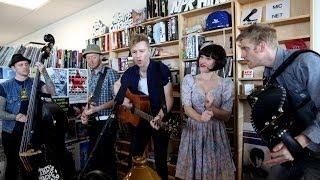 Skinny Lister: NPR Music Tiny Desk Concert