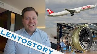 Lentostory: Häiriö pohjois-Kanadassa