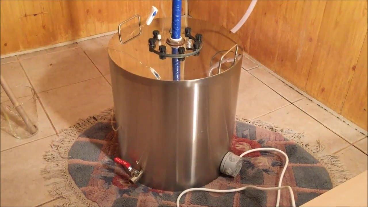 Тэн в самогонный аппарат для куба самогонный из скороварки