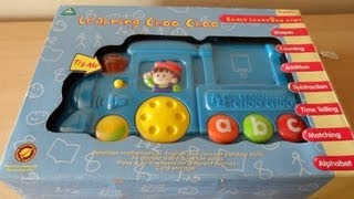 Elc Early Learning Centre Choo Choo Train With Sounds And Trailer