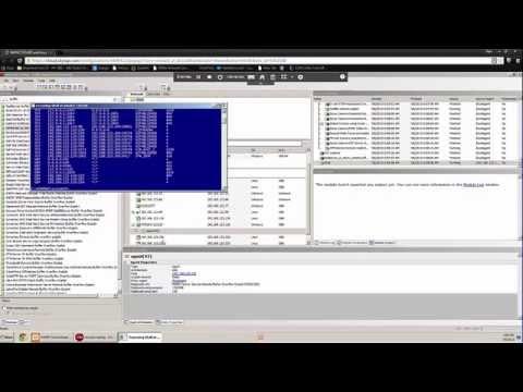 Core IMPACT Network Attack