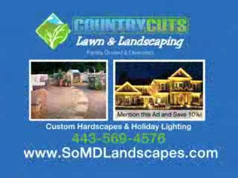 Patio Designs Annapolis, MD | Backyard Ideas Annapolis, MD | Country Cuts Lawn & Landscaping