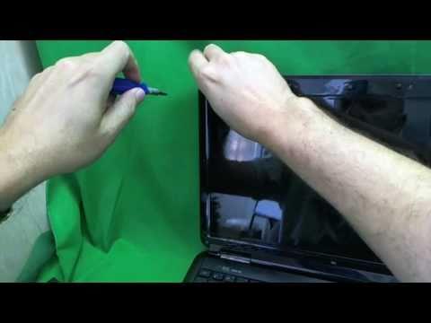 ASUS K50I K50IJ Laptop Screen Replacement Procedure