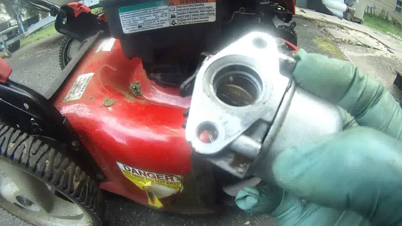 How To Troubleshoot Lawn Mower When It Won T Stay Running Part 1 Of 2