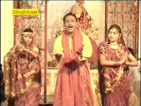 Rahiya nihari raat din रहिया निहारी रात दिन ll Vishnu ojha ll mai bhaili khush II bhojpuri devigeet