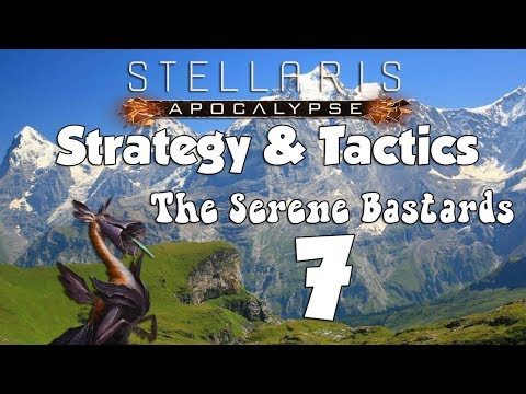Stellaris 2.0 Strategy & Tactics: Feast and Famine
