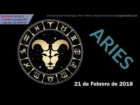 Horóscopo Diario - Aries - 21 de Febrero de 2018