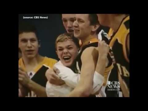 WOW! AUTISTIC WATERBOY starts scoring NON-STOP 3-POINTERS!