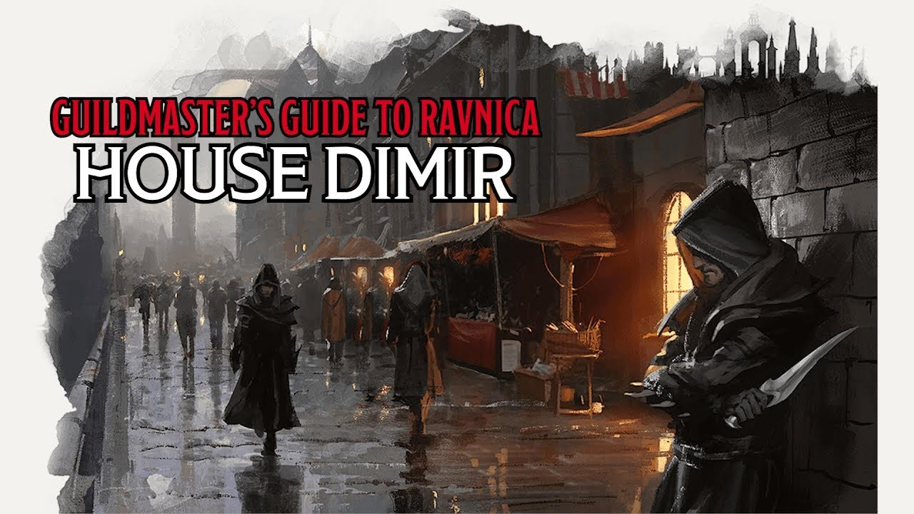 House Dimir In D D S Guildmaster S Guide To Ravnica D D Beyond Youtube Ari levitch discusses the orzhov syndicate & house dimir from guildmaster's guide to ravnica with host greg tito. house dimir in d d s guildmaster s guide to ravnica d d beyond
