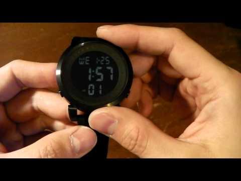 Vestal Digital Doppler DDL001 Watch