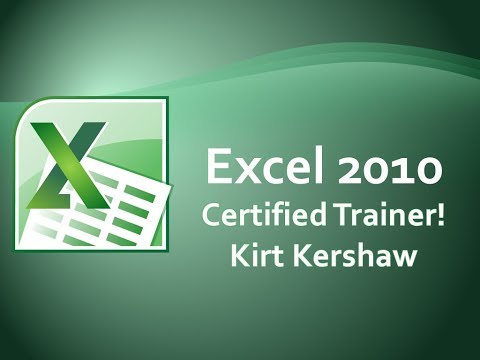 Microsoft Excel 2010: Publish Worksheet As Web Page