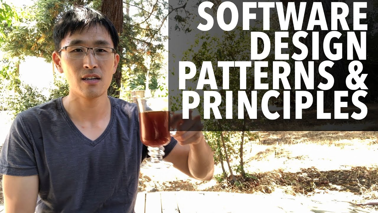 Software Design Patterns And Principles Quick Overview Youtube