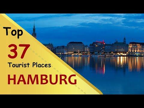 """HAMBURG"" Top 37 Tourist Places   Hamburg Tourism   GERMANY"