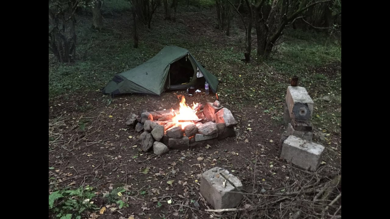 SOLO TENT CAMP
