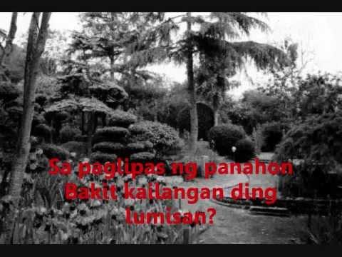 kanlungan by noel cabangon w/ lyrics