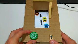 como fazer um jogo de carro com acelerador em casa