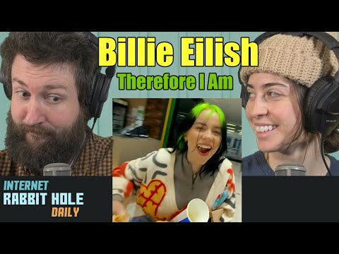 Billie Eilish - Therefore I Am (Official Music Video) | irh daily REACTION!