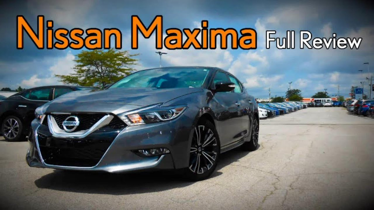 2017 nissan maxima full review s sv sl sr sr. Black Bedroom Furniture Sets. Home Design Ideas