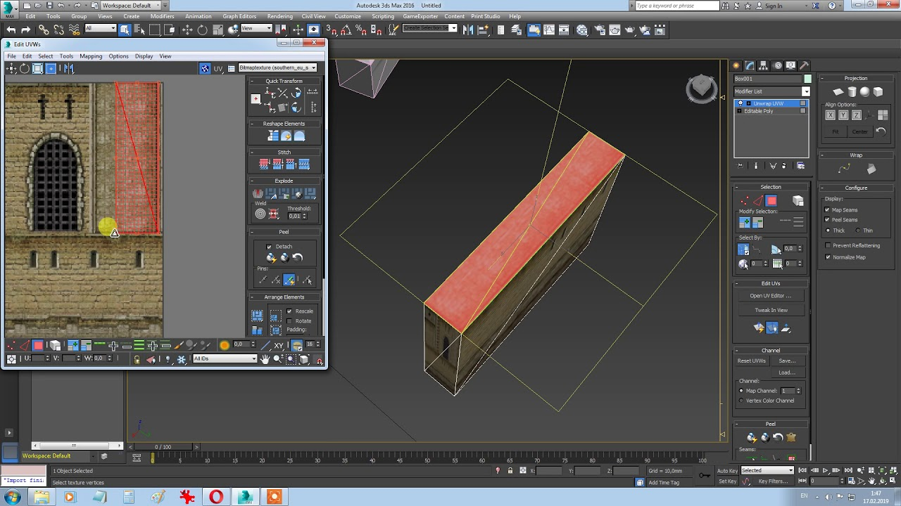 CAS format model editing in Autodesk 3ds Max  Problems and questions 1