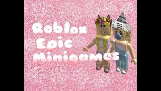 Roblox Epic Minigames Gameplay | Teayones w/Friends