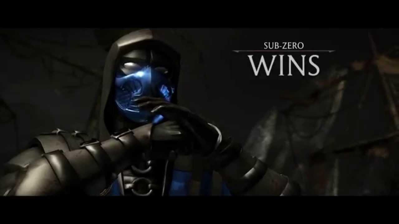 Mortal Kombat X: Kombat Klass - Blue Steel Sub-Zero