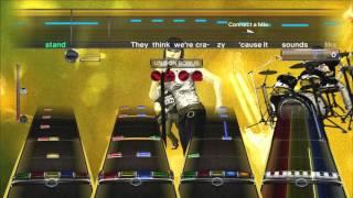 Rock Band 3 Custom - Paramore - Native Tongue