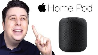Apple Home Pod Speaker - PARODY