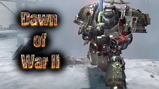 Dawn of War II: Retribution - Vapor, Tinibombini, Batman vs. Qwest, Void Weaver, mltm86