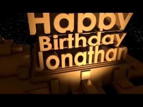 Happy Birthday Cake Jon