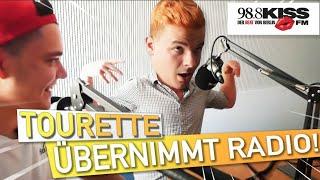 Tourette übernimmt das Radio #3