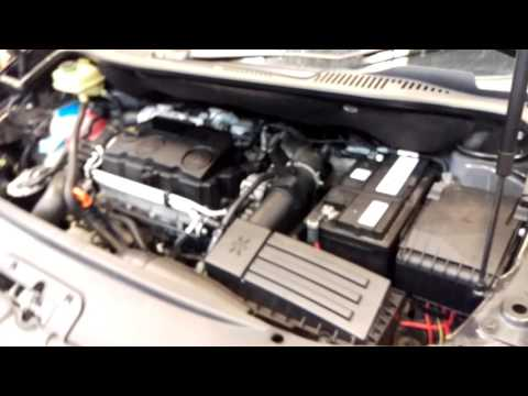 Volkswagen AC blower fan motor fuse short circuit