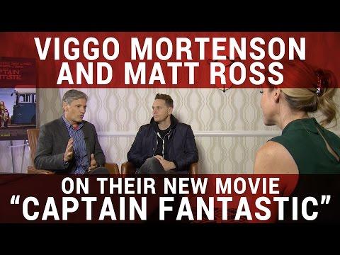 Conversation with Viggo Mortensen and Matt Ross