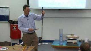 Best Of Physics Education Striking The Right Note