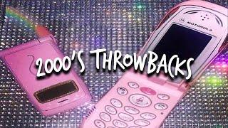 2000's throwback songs that make you feel like a kid again!