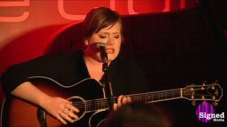 Adele - Crazy for You (Live in Hamburg) 2008
