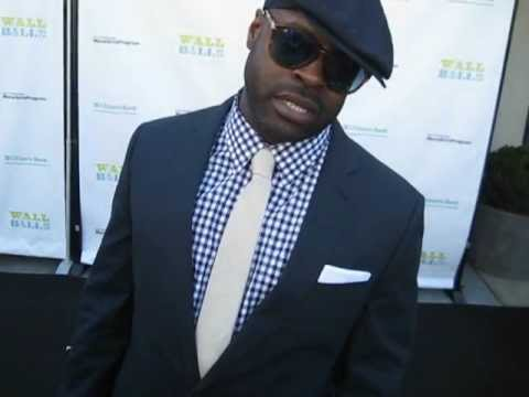 Black Thought @ The Wall Ball Red Carpet 05/31/12