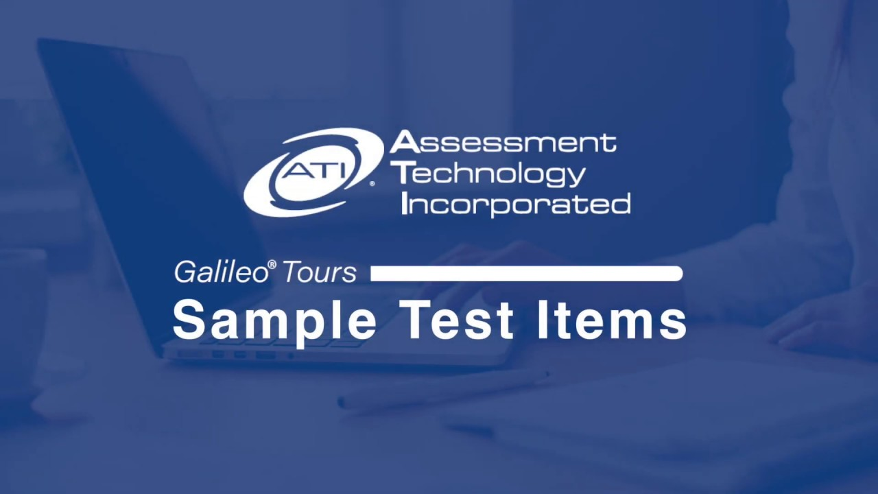 Digital literacy assessment test