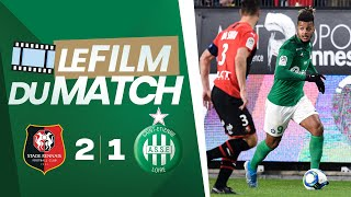 VIDEO: Rennes 2-1 ASSE : le film du match
