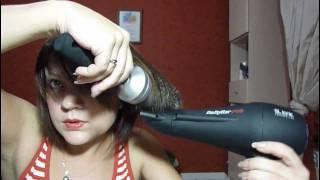 Технология укладки волос феном - гладкость и объем(Идеальной гладкости при самостоятельной укладке добиться сложно, так как вы не всегда видите, куда направл..., 2011-08-19T20:59:54.000Z)