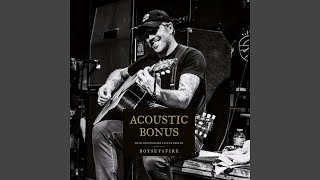 10 and Counting (Acoustic Bonus) (Live)