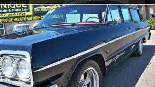 1964 Chevrolet Bel Air Wagon  Used Cars - Mankato,Minnesota - 2013-09-05