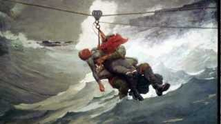 Winslow Homer, The Life Line, 1884