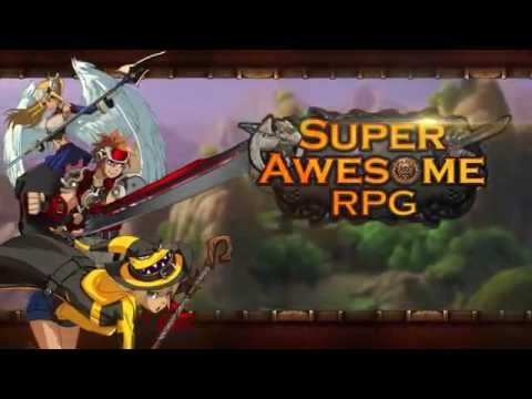 Super Awesome RPG - Trailer (iOS/Android)