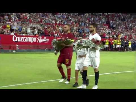 RESUMEN IX TROFEO ANTONIO PUERTA. 10 08 17. Sevilla FC