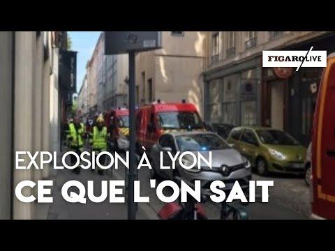 Explosion à Lyon : la piste du colis piégé privilégiée