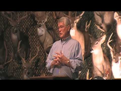 2013 Sportsman's Banquet with Coach Dan Reeves - YouTube